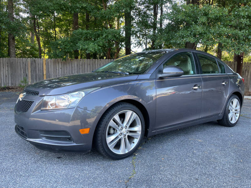 2011 Chevrolet Cruze for sale at Peach Auto Sales in Smyrna GA