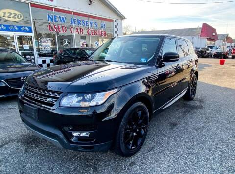2015 Land Rover Range Rover Sport for sale at Auto Headquarters in Lakewood NJ