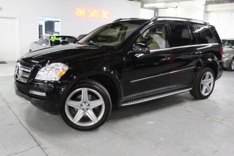 2012 Mercedes-Benz GL-Class for sale at R n B Cars Inc. in Denver CO