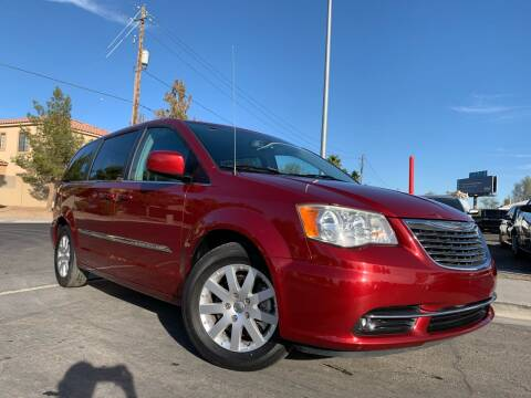 2013 Chrysler Town and Country for sale at Boktor Motors in Las Vegas NV