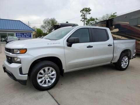 2020 Chevrolet Silverado 1500 for sale at Kell Auto Sales, Inc - Grace Street in Wichita Falls TX