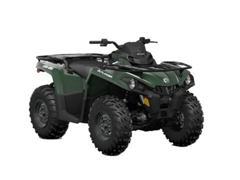 2021 Can-Am Outlander 450 for sale at Lipscomb Powersports in Wichita Falls TX