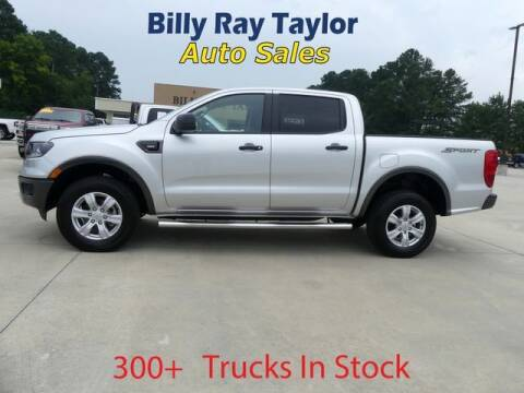 2019 Ford Ranger for sale at Billy Ray Taylor Auto Sales in Cullman AL