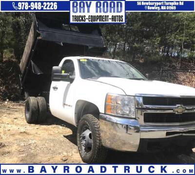 2008 Chevrolet Silverado 3500HD for sale at Bay Road Trucks in Newbury MA