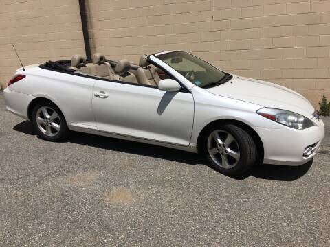2008 Toyota Camry Solara for sale at Bill's Auto Sales in Peabody MA