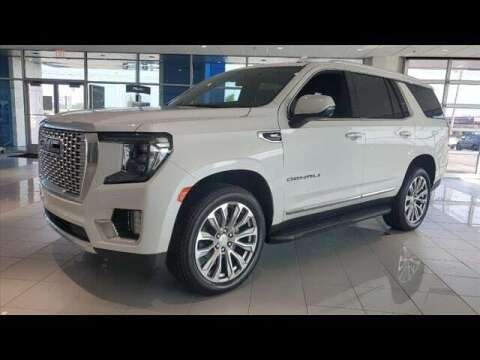 2021 GMC Yukon for sale at Herman Jenkins Used Cars in Union City TN