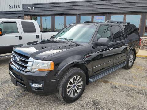 2016 Ford Expedition EL for sale at Washington Auto Center in Washington IA