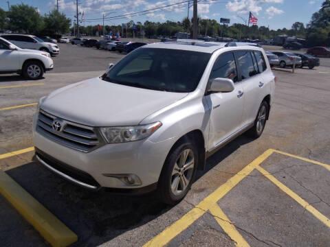 2013 Toyota Highlander for sale at ORANGE PARK AUTO in Jacksonville FL