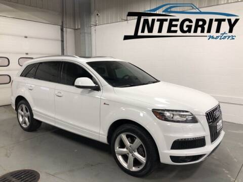 2014 Audi Q7 for sale at Integrity Motors, Inc. in Fond Du Lac WI