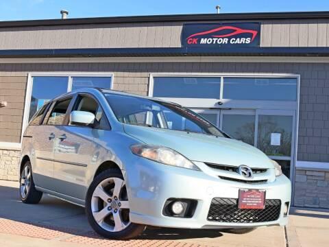 2007 Mazda MAZDA5 for sale at CK MOTOR CARS in Elgin IL