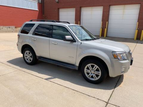 2008 Mercury Mariner for sale at First Rate Motors in Milwaukee WI