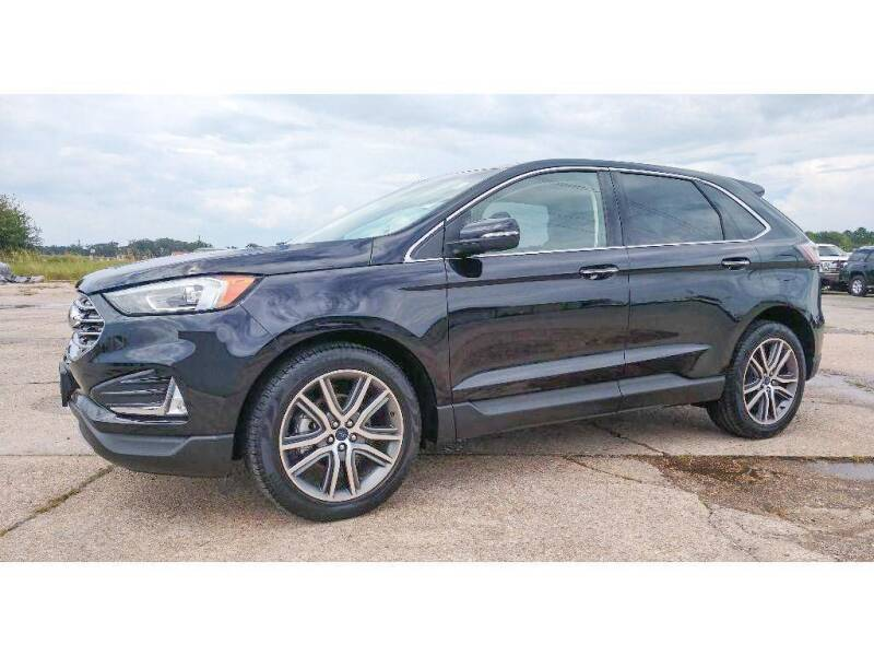 2019 Ford Edge for sale at Courtesy Value Pre-Owned I-49 in Lafayette LA