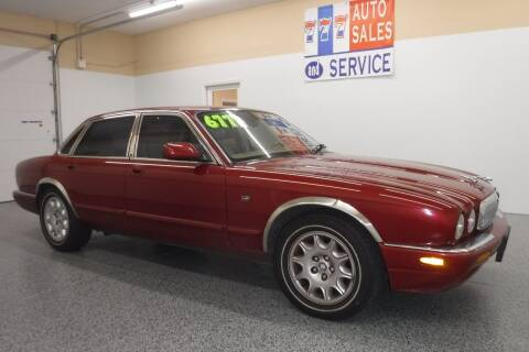 2000 Jaguar XJ-Series for sale at 777 Auto Sales and Service in Tacoma WA