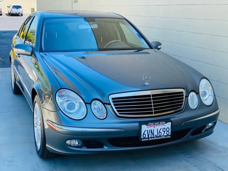2006 Mercedes-Benz E-Class for sale at Auto Zoom 916 Rancho Cordova in Rancho Cordova CA
