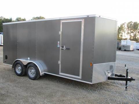 2021 Continental Cargo UNSHINE 7X16 VNOSE ENCLOSED for sale at Vehicle Network - HGR'S Truck and Trailer in Hope Mill NC