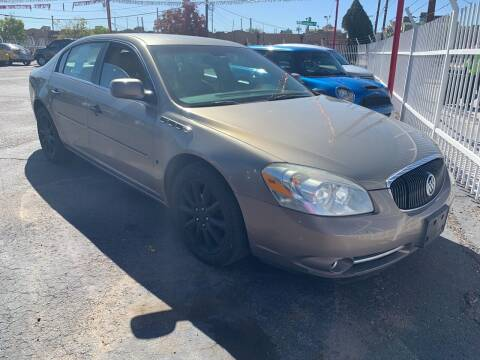 2006 Buick Lucerne for sale at Robert B Gibson Auto Sales INC in Albuquerque NM