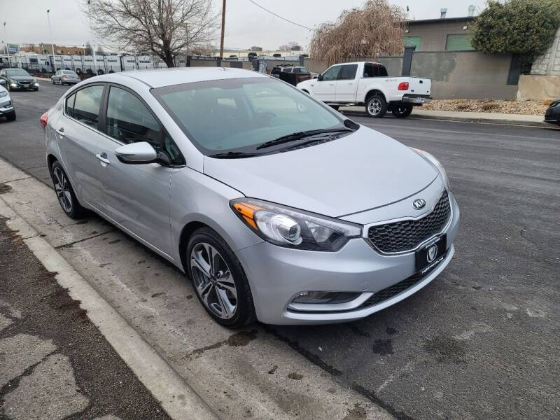 2016 Kia Forte for sale at High Line Auto Sales in Salt Lake City UT