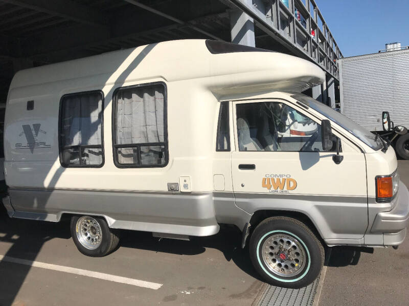 1992 Toyota Lite Ace Camper Diesel for sale at JDM Car & Motorcycle LLC in Seattle WA