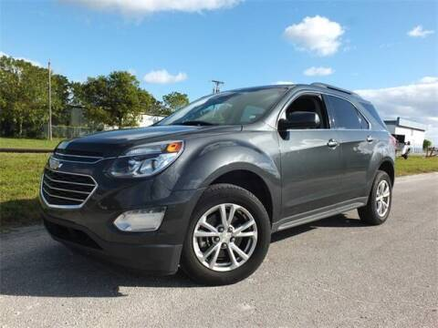 2017 Chevrolet Equinox for sale at Automotive Credit Union Services in West Palm Beach FL