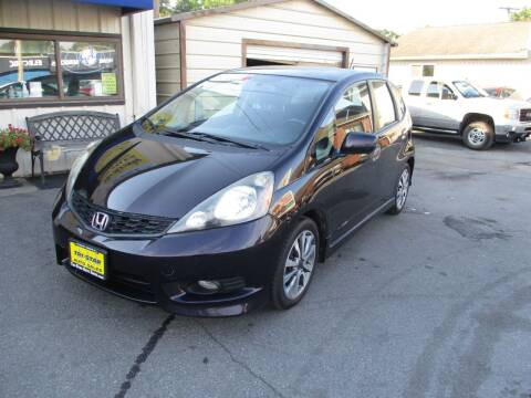 2013 Honda Fit for sale at TRI-STAR AUTO SALES in Kingston NY