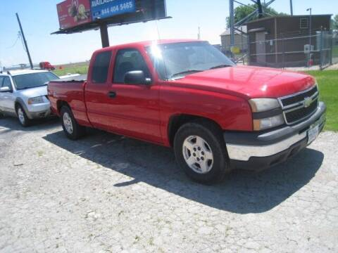 2007 Chevrolet Silverado 1500 Classic for sale at BEST CAR MARKET INC in Mc Lean IL