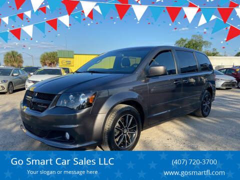 2017 Dodge Grand Caravan for sale at Go Smart Car Sales LLC in Winter Garden FL