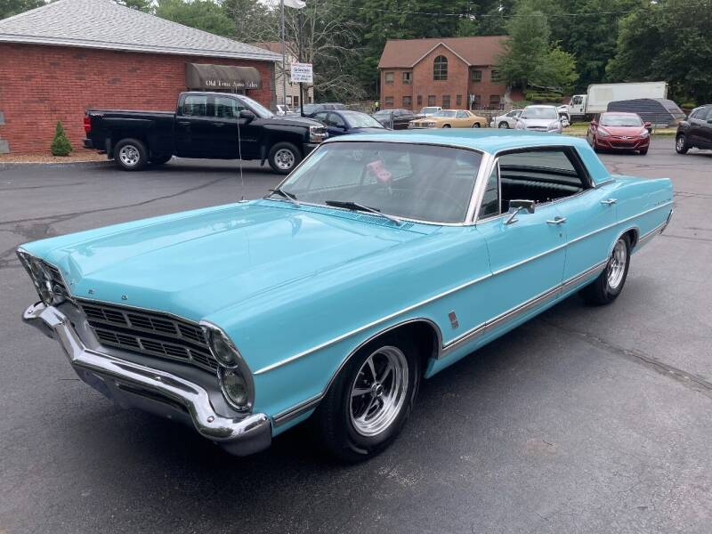 1967 Ford Galaxie 500 for sale at Old Time Auto Sales, Inc in Milford MA