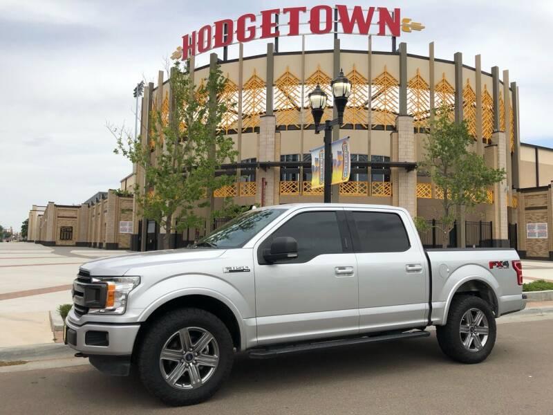 2018 Ford F-150 for sale at Beaton's Auto Sales in Amarillo TX