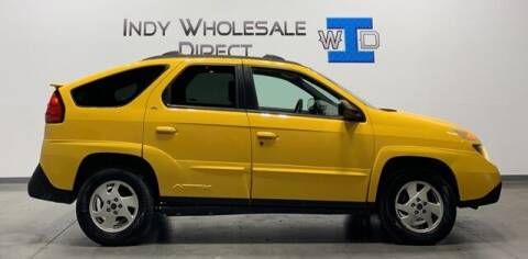 2002 Pontiac Aztek for sale at Indy Wholesale Direct in Carmel IN