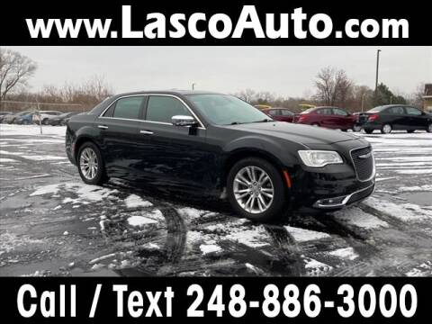 2017 Chrysler 300 for sale at Lasco of Waterford in Waterford MI