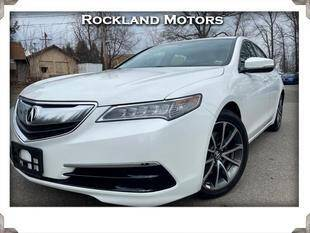 2016 Acura TLX for sale at Rockland Automall - Rockland Motors in West Nyack NY