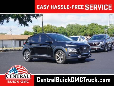 2020 Hyundai Kona for sale at Central Buick GMC in Winter Haven FL