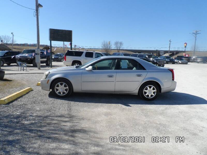 2003 Cadillac CTS for sale at Town and Country Motors in Warsaw MO