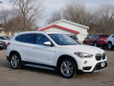 2017 BMW X1 for sale at Park Place Motor Cars in Rochester MN