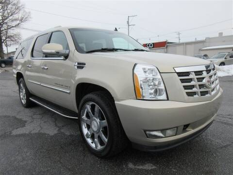2008 Cadillac Escalade ESV for sale at Cam Automotive LLC in Lancaster PA
