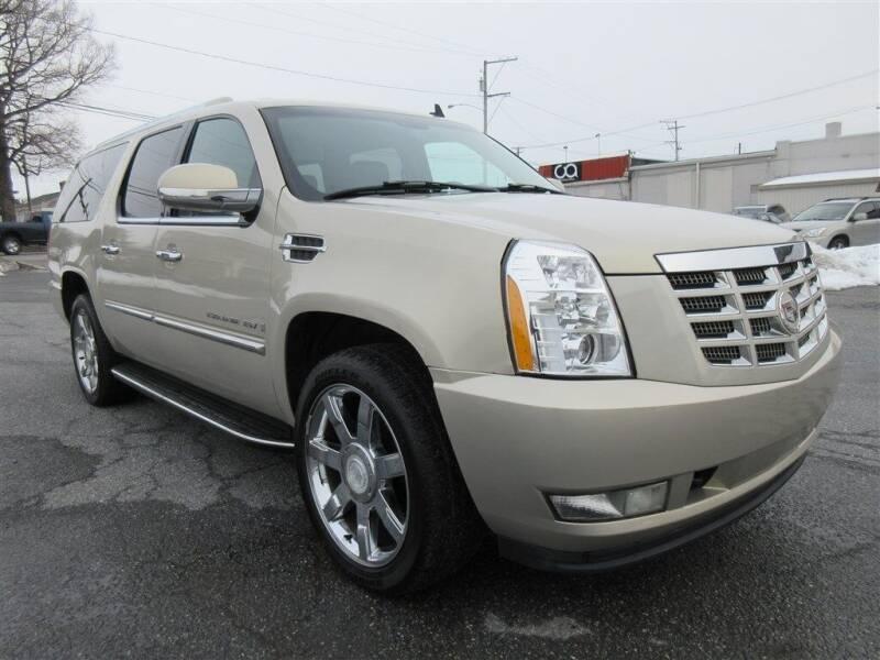 2008 Cadillac Escalade ESV for sale at Cam Automotive LLC in Lancaster PA