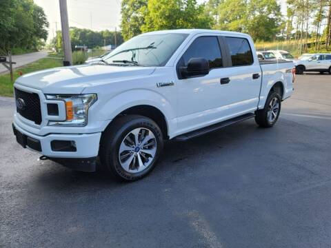 2019 Ford F-150 for sale at GEORGIA AUTO DEALER, LLC in Buford GA