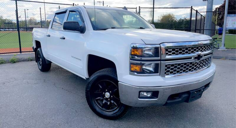 2015 Chevrolet Silverado 1500 for sale at Maxima Auto Sales in Malden MA
