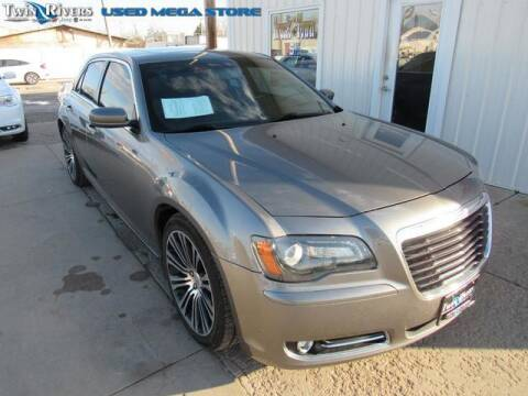 2012 Chrysler 300 for sale at TWIN RIVERS CHRYSLER JEEP DODGE RAM in Beatrice NE