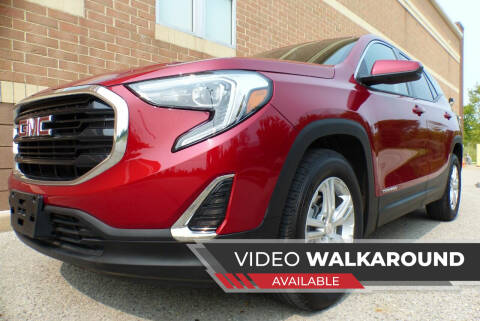 2019 GMC Terrain for sale at Macomb Automotive Group in New Haven MI