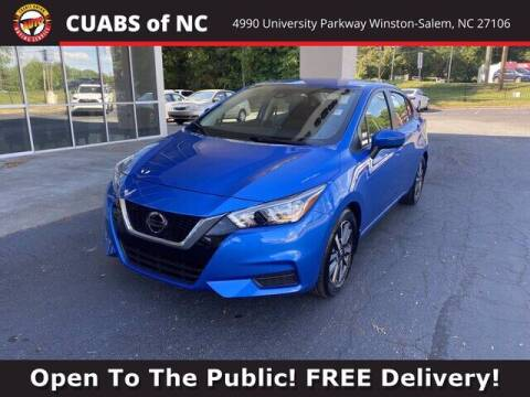 2020 Nissan Versa for sale at Summit Credit Union Auto Buying Service in Winston Salem NC