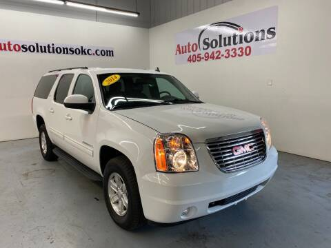 2014 GMC Yukon XL for sale at Auto Solutions in Warr Acres OK