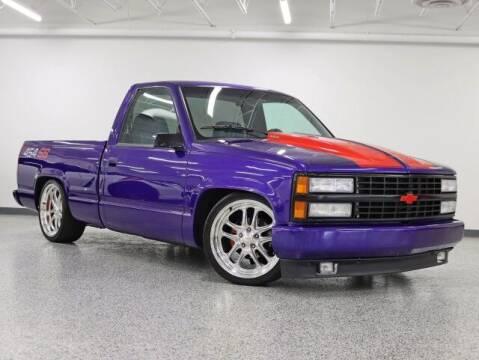 1992 Chevrolet C/K 1500 Series for sale at PLATINUM MOTORSPORTS INC. in Hickory Hills IL