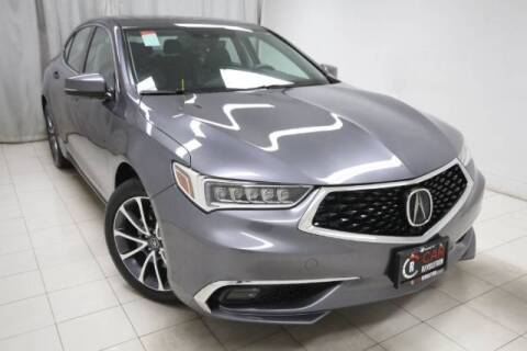 2018 Acura TLX for sale at EMG AUTO SALES in Avenel NJ
