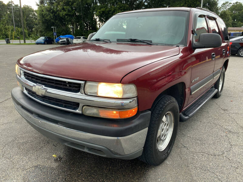 2002 Chevrolet Tahoe for sale at Capital City Imports in Tallahassee FL