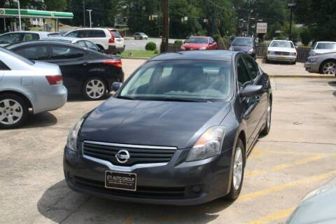2007 Nissan Altima for sale at GTI Auto Exchange in Durham NC