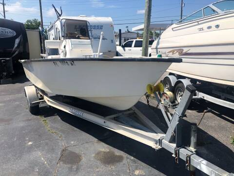 2008 Key Largo 176 for sale at Outdoor Recreation World Inc. in Panama City FL