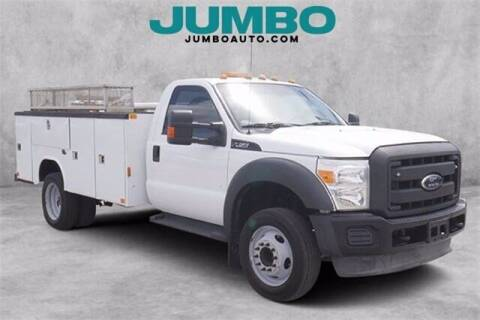 2012 Ford F-450 Super Duty for sale at JumboAutoGroup.com in Hollywood FL
