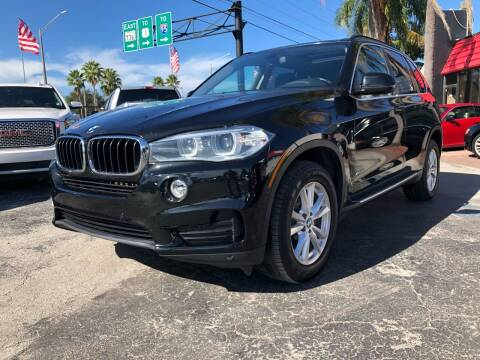2015 BMW X5 for sale at Gtr Motors in Fort Lauderdale FL