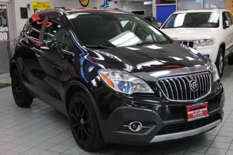 2015 Buick Encore for sale at Windy City Motors in Chicago IL